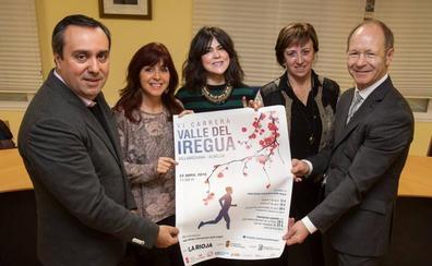La sexta edición de la carrera Valle del Iregua se celebrará el 22 de abril