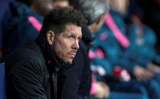 Simeone: «Fernando y yo queremos lo mejor para el club y para el equipo»