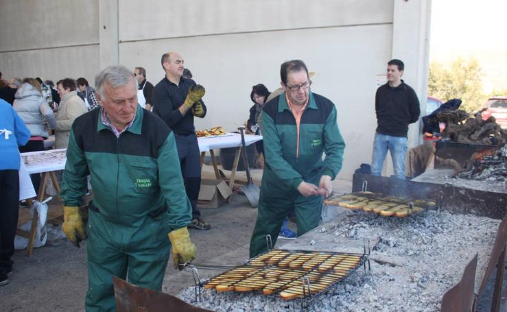 Fiesta de la Pringada en Arnedo