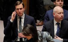 El yerno de Trump, Jared Kushner pierde acceso a información confidencial