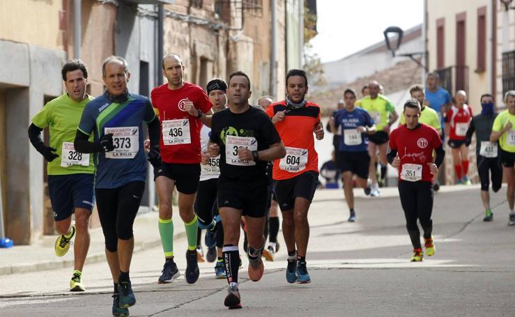 Benmeziane vence en la Media Maratón Camino