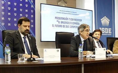 Lete actuará con «responsabilidad y proporción» si no hay acuerdo con los ascensos a la Liga Endesa