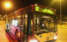 El PSOE pide paradas 'antiacoso' en los buses nocturnos