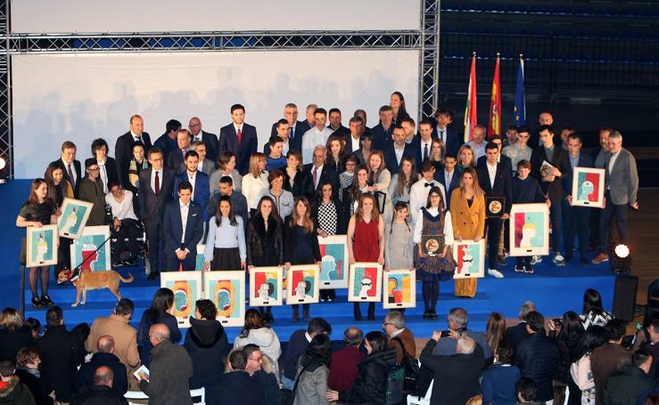Gala del Deporte Riojano 2017