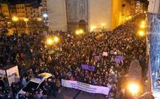 La Rioja toma la calle en un Día de la Mujer sin precedentes
