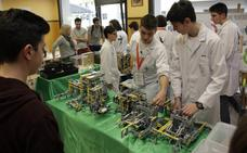 La First Lego League toma Maristas