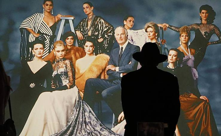 Givenchy, una leyenda de la alta costura