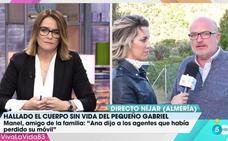 Toñi Moreno bate su récord en Telecinco