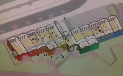 La nueva ludoteca de Valdegastea se inaugurará el curso 2019-2020