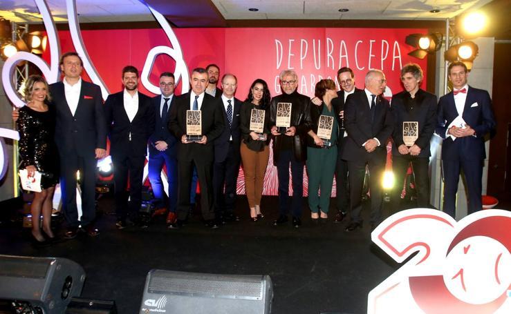 TVR entrega los galardones 'De pura cepa'