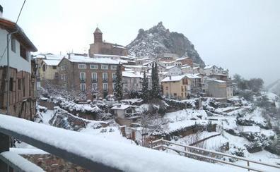 El invierno se va... la nieve se queda