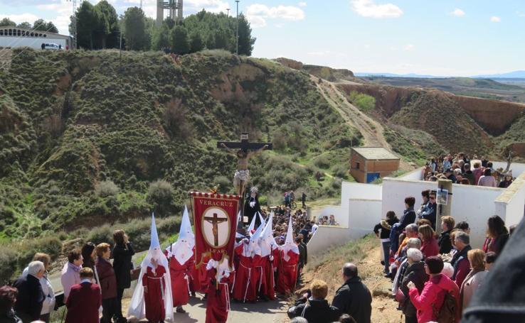 Vía Crucis de Alfaro