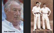 Fallece el pelotari José Esparza