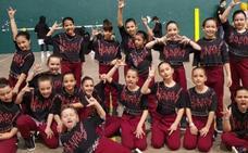 Un grupo de jóvenes alfareños, ganador del X Campeonato Nacional Navarro de Hip Hop