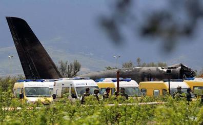 Al menos 257 muertos tras estrellarse un avión militar cerca de Argel