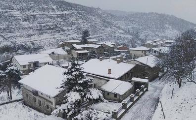 Nieve... el 11 de abril