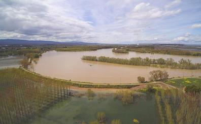 El Ebro se hace notar