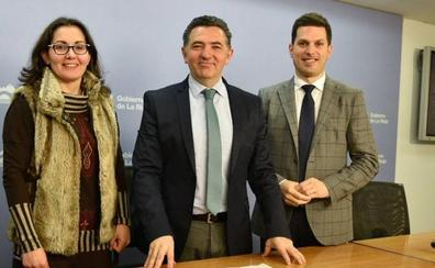 El Gobierno regional mejorará los accesos a Zenzano, Larriba, Torremuña y Treguajantes