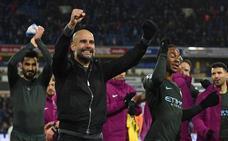 Guardiola aparca su renovación con el City hasta verano