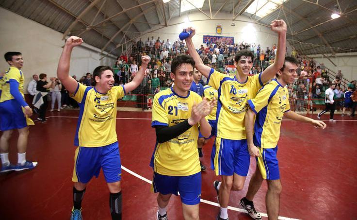 El Calasancio gana el título de Liga por un gol