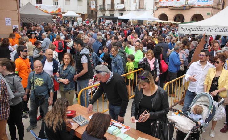 Festival de la cebolla en Herce