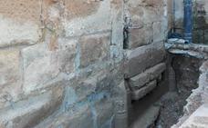 El monasterio de La Piedad de Casalarreina revela su pasado