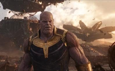 Llega a los cines el principio del final de 'Los vengadores: Infinity War'