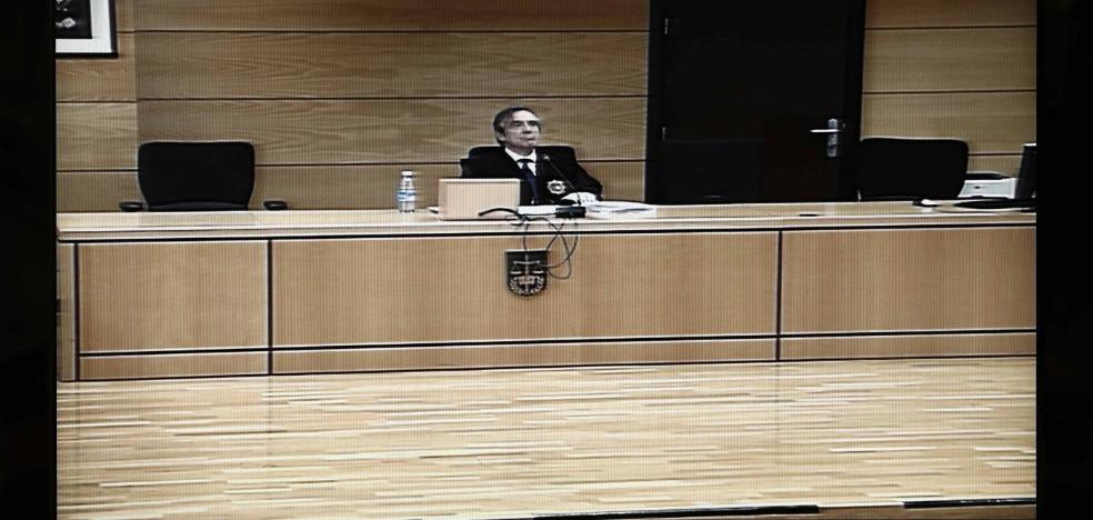 José Francisco Cobo, una firma riojana en un fallo polémico