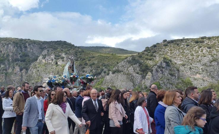 'Día grande' de las fiestas de San Marcos en Torrecilla en Cameros