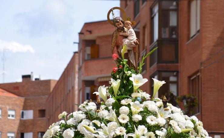 Fiesta del barrio de San José de Calahorra