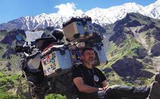 Saludos desde Kirguistán
