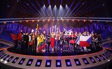 La 2 cuadruplica su audiencia gracias a Eurovisión