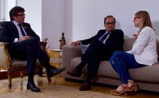 Puigdemont designa al radical Torra para que sea el presidente «provisional» de la Generalitat