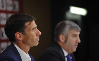 El Athletic hace oficial la no continuidad de Ziganda