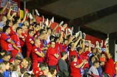 El Calahorra recibirá sólo 120 entradas para la vuelta ante el Levante