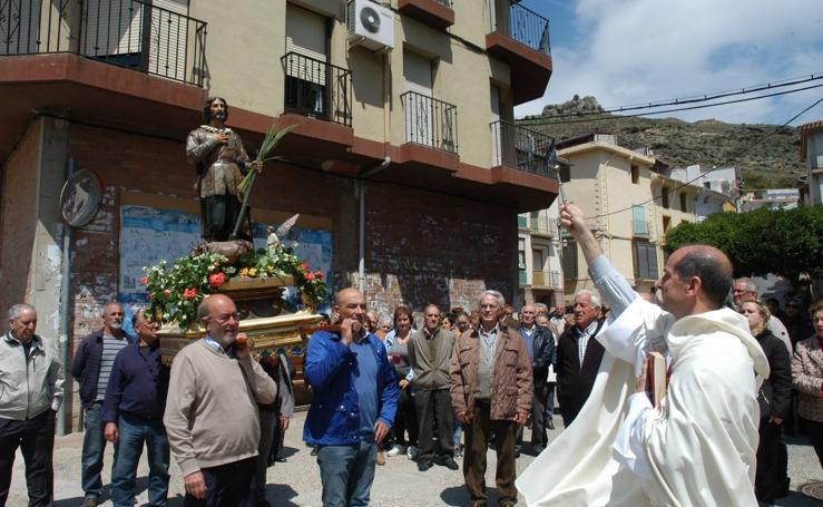 Cervera celebra San Isidro