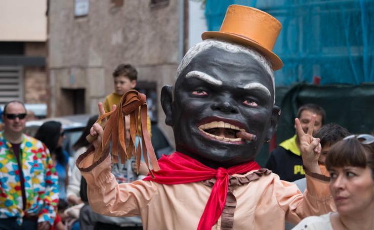 Fiestas de Santa Bárbara en Ezcaray