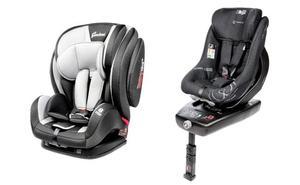Estas cinco sillas de retención infantil suspenden el test de seguridad