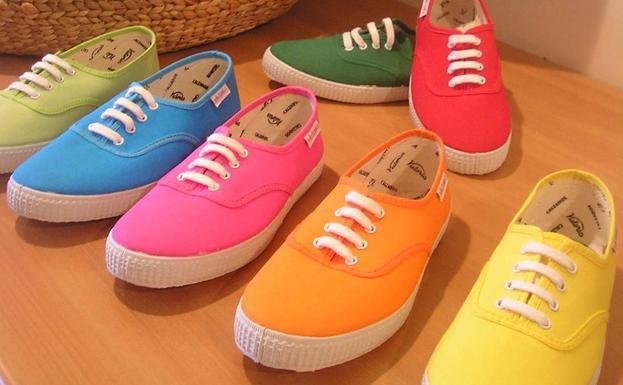 nuevo alto mejor valor diseño elegante Las zapatillas Victoria se trasladan de Calahorra a Arnedo ...