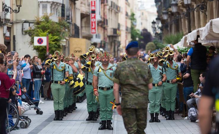 Retreta de la Legión
