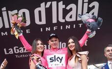 Froome revienta el Giro y es el nuevo líder