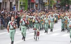El desfile de Logroño, el de mayor audiencia televisiva en 12 años