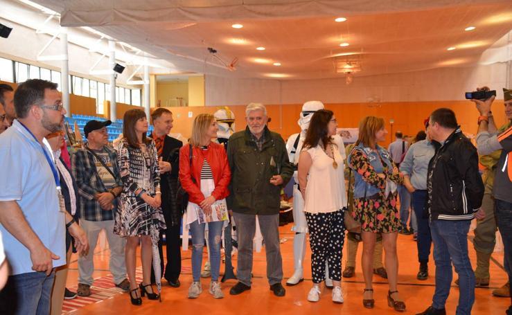 Feria de coleccionismo Trueque de Calahorra