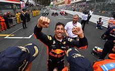 Alonso cae a la lona en Montecarlo