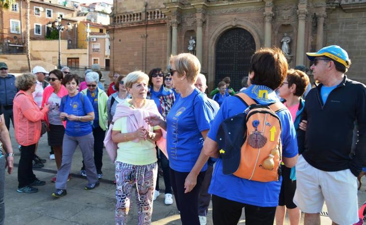 X Jornadas Camino Jacobeo del Ebro de Calahorra (marcha y charla)