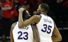 Durant y Curry llevan a los Warriors a repetir final contra los Cavaliers