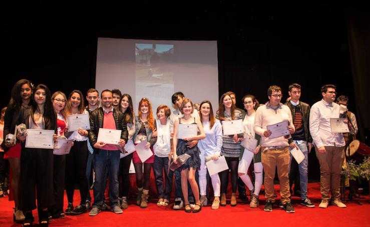 Graduación de los estudiantes de la Escuela de Hostelería