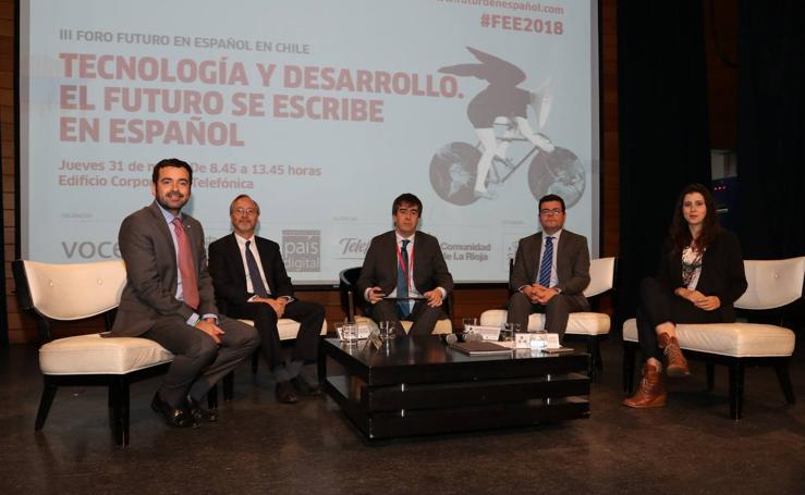 III Foro de Futuro en Español en Chile (II)