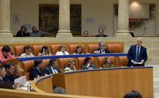 El Parlamento reprueba la política económica de su Gobierno y pide el «cese inmediato» de González Menorca
