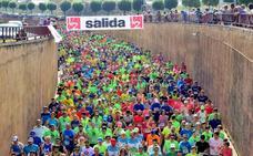 Afecciones en el transporte urbano y tráfico rodado por la Media Maratón